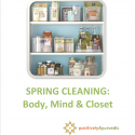 Spring Cleaning: Body, Mind and Closet